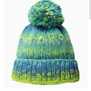 Spyder Bitsy Twisty kids winter hat ❄️